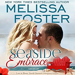 Seaside Embrace: Hunter Lacroux cover art