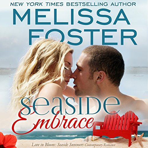 Seaside Embrace: Hunter Lacroux audiobook cover art