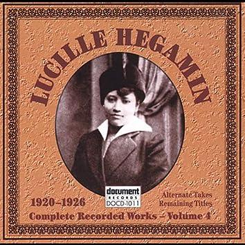 Lucille Hegamin Vol. 4 (1920-1926)