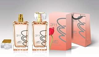 Memoda 311 eua de parfum impression of YVES ROCHER (EVIDENCE) 100 ml/ 3.4 FL.OZ for women
