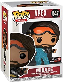 Funko Pop! Games Apex Legends Fading Mirage Exclusive Vinyl Figure 547
