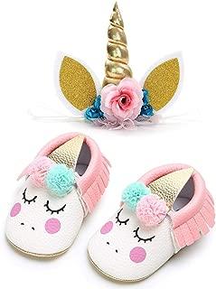 unicorn shoes baby
