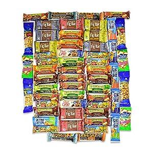 Health Shopping Healthy Snacks and Bars Variety Pack Gift Snack Box – Bulk Sampler (Care Package