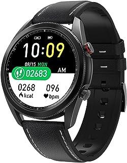 DT91 Hartslag/Bloeddruk Monitoring Smart Watch IP67 Waterdichte mannen en vrouwen Tracker Smart Armband voor Android iOS,C