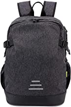 Youjiamaoyi Casual Backpack Sports Men USB Charging Backpack Travel Wear Waterproof Burden Large Capacity Schoolbag (Color : Black1818)