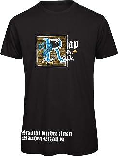 Alligatoah T-Shirt Märchen