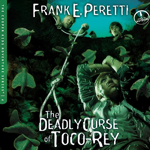 Couverture de The Deadly Curse of Toco-Rey