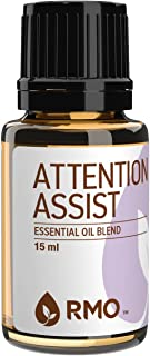 Rocky Mountain Oils - Attention Assist - 15 ml - 100% Pure and Natural Essential Oil Blend