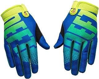 WanKerl Deft 04 Motorcycle Mountain Bike Cycling Racing Sport Full Finger Moto GP SP Protective Gloves for Men Women Boys Girls