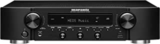 Marantz NR1200 Stereo Receiver, HiFi Amplifer for Home Cinema, 5 HDMI Inputs & 1 Output, Bluetooth, WiFi, AirPlay 2, Googl...