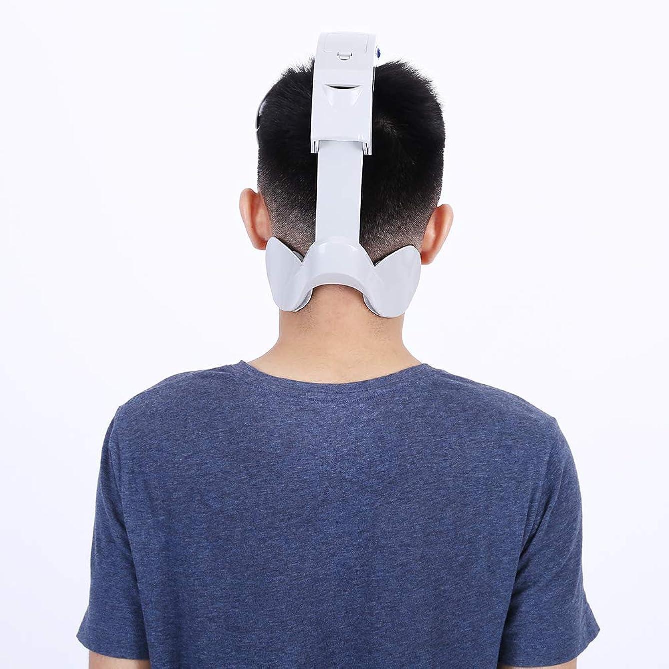 抽象化抑止する性能電気ヘッドマッサージャー脳リラックスストレス