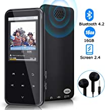 Best compact mp3 player with bluetooth Reviews