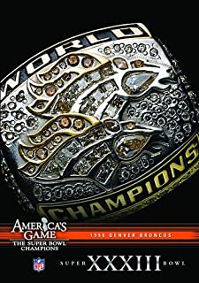 NFL America's Game: 1998 BRONCOS