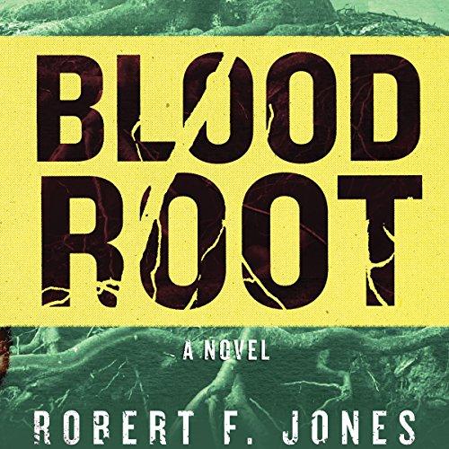 Bloodroot audiobook cover art