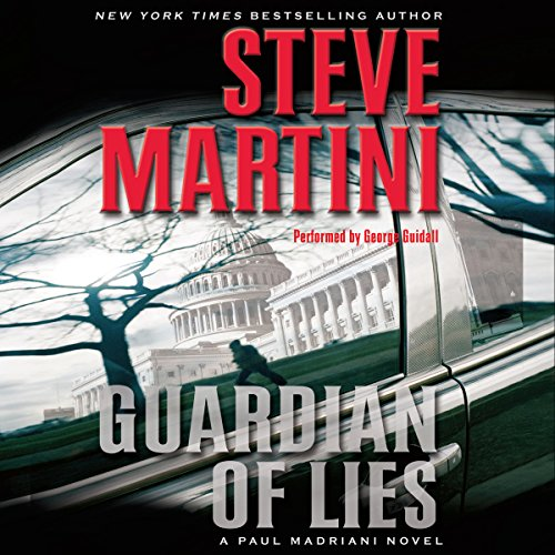 Guardian of Lies audiobook cover art