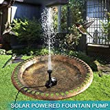 Zoom IMG-1 omitium fontana solare 1 5w