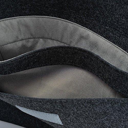 dodocool 13,3 Zoll Filz Sleeve Hülle Ultrabook Laptop Tasche für 13