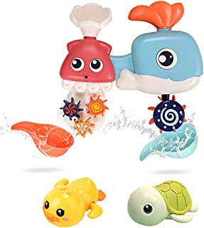Bath Toy,Water Toy for Toddler 1-3 Year Old spouting...