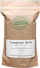 Herba Organica - Lungwort Herb - Pulmonaria officinalis L - Common Lungwort (100g)