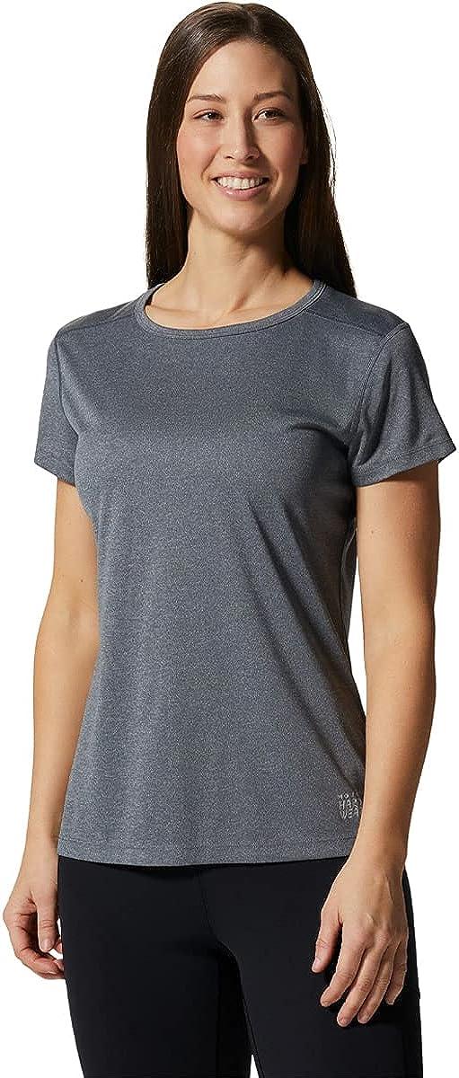 Mountain Hardwear Women's Be super welcome Wicked T Sleeve Short Tech Miami Mall
