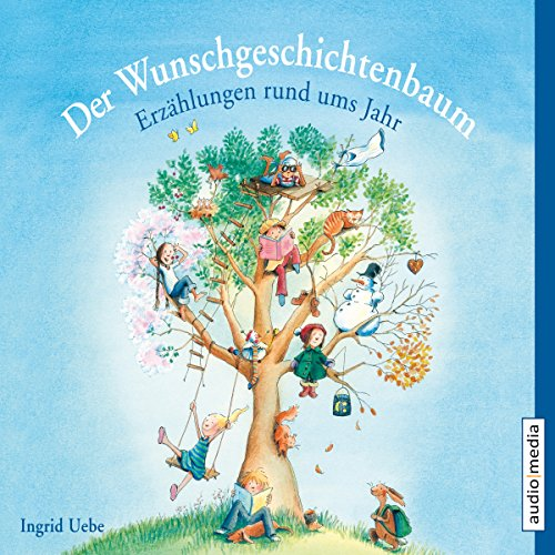 Der Wunschgeschichtenbaum Titelbild