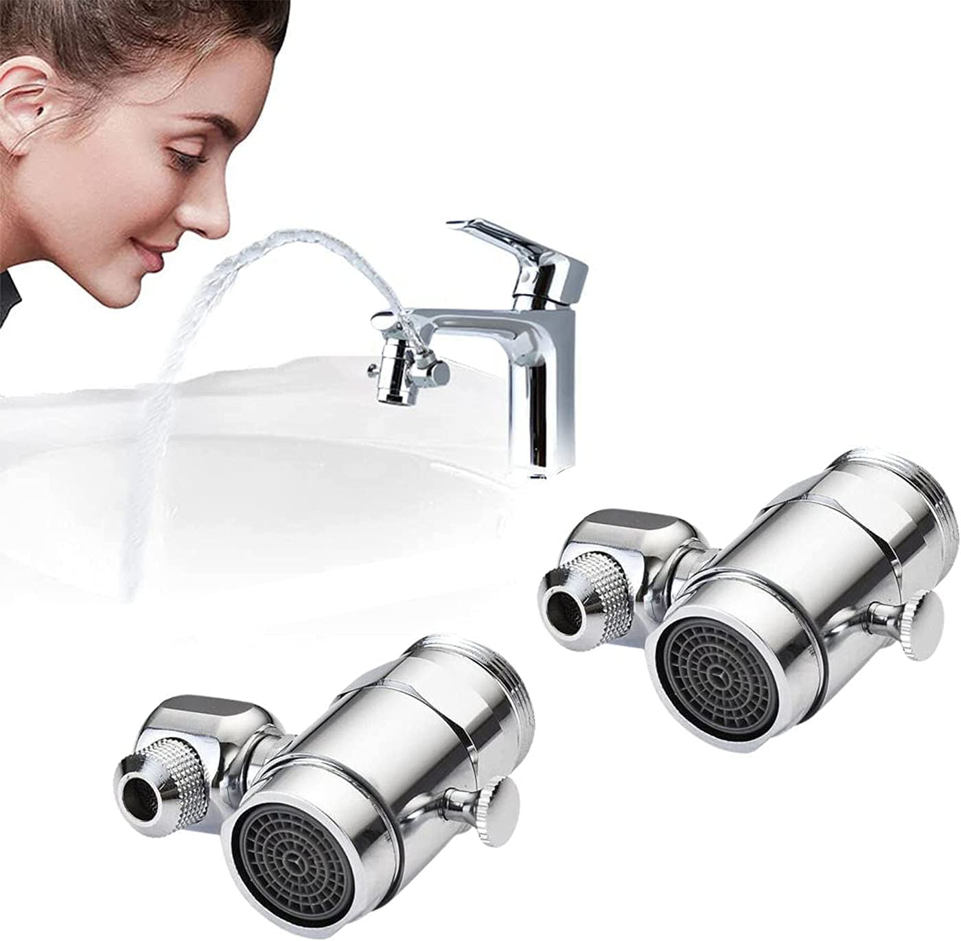 Universal specialty shop Splash Filter Faucet Cheap 720 Rotating Aerator Movable Sink