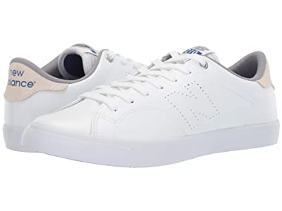 New Balance Numeric AM210 (White) Men