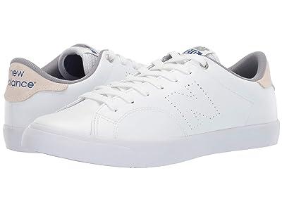 New Balance Numeric AM210 (White) Skate Shoes