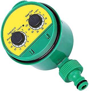 户外自动定时浇水定时器,洒水定时灌溉系统控制器