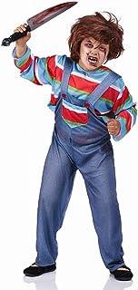 Disfraz de Muñeco Chucky para nino