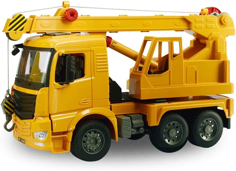 Engineering Truck Crane Auto Modell 1 20 Spielzeugauto B07PRZPL3N  Erste in seiner Klasse     | Günstig