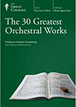 30 greatest orchestral works