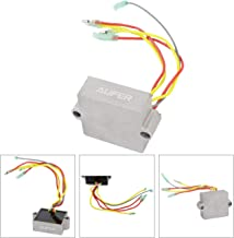 AUFER VOLTAGE REGULATOR for Mercury Mariner Outboard 12 Volt 5 Wire 30 to 250 HP Replace 815279 815279-1 815279-2 815279-3 815279-4 815279-5 65W-81960-00-00 & 65W-81960-10-00