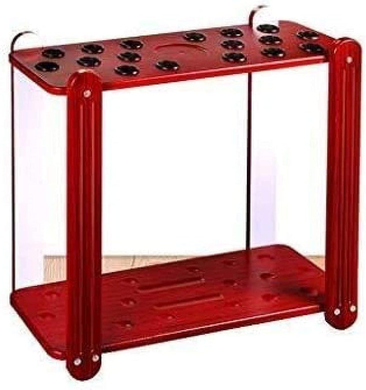 LCBOOST0916 Billiard New sales Cue Storage Pool Holder Rack Stick Inexpensive