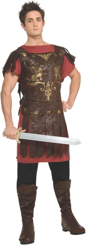 Rubie's Costume Co Standard Size 1 year warranty mart Men's Gladiator