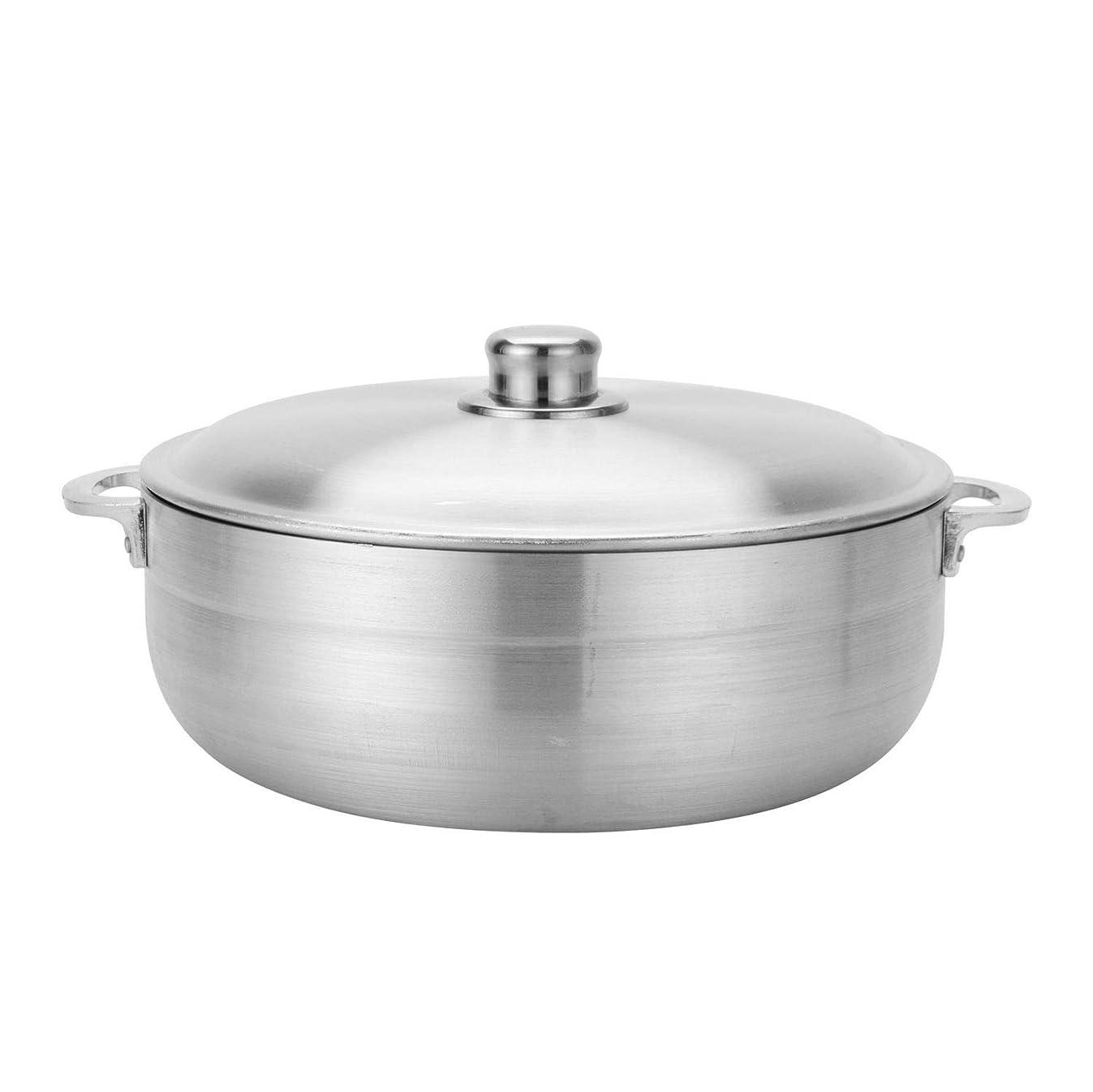 Aramco AI-6928-13 Alpine Gourmet Caldero, 13-Quart, Silver