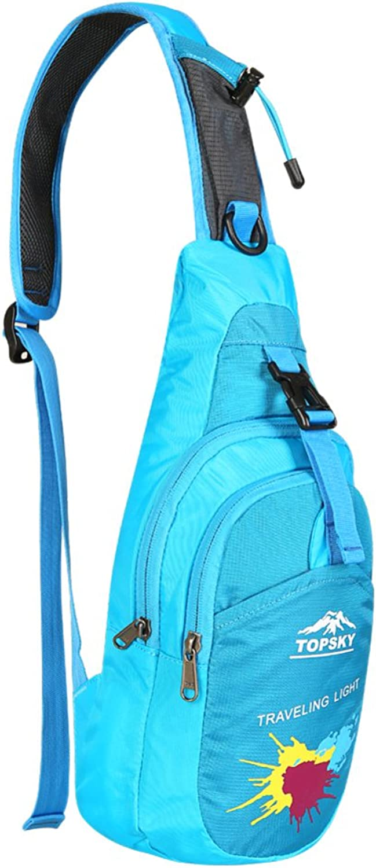 Outdoor-Brusttasche Sport-Umhngetasche Liebhaber Messenger Bag Radsportpaket Freizeit Sporttasche
