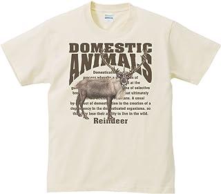 エムワイディエス(MYDS) トナカイ/飼育 動物・家畜/半袖Tシャツ