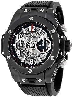[ウブロ]HUBLOT 腕時計 ビッグバン ウニコ ブラックマジック グレースケルトン 411.CI.1170.RX メンズ [並行輸入品]