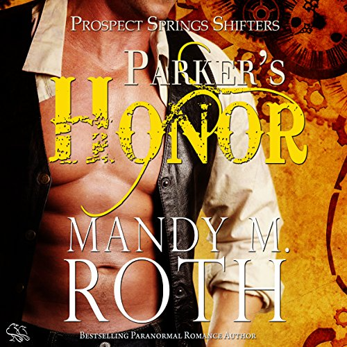 Parker's Honor audiobook cover art