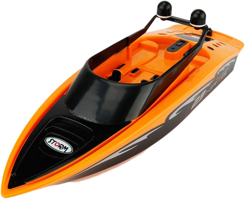 Per 2.4G 4-Kanal Wasserdichte RC Stiefel Kinder Wasser Spielzeug Electric Racing SpeedStiefel für Sommer USB (Orange) B074NXB323  Zuverlässige Qualität | Angemessener Preis