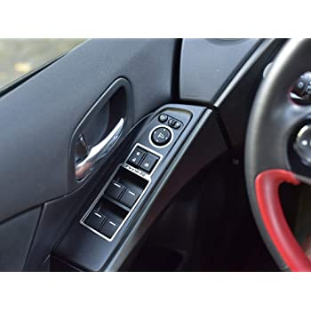 Copertura In Acciaio Per Civic Ix 1 Pezzo Emblema Cornice Targa Inox Metallo Spazzolato Interni Fatto Su Misura Decorazioni Tuning Auto