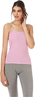 ICONIC Cami & Strappy Tops for Women - Orchid