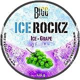 BIGG ICE-ROCKZ - Sabor: Ice de uvas 120g sin nicotina sustituto de tabaco