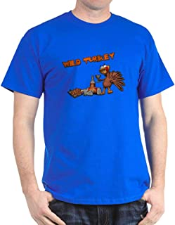 Wild Turkey Dark T Shirt Cotton T-Shirt