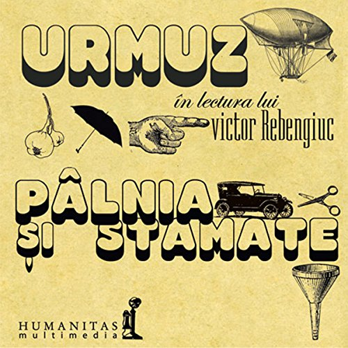 Pâlnia și Stamate cover art