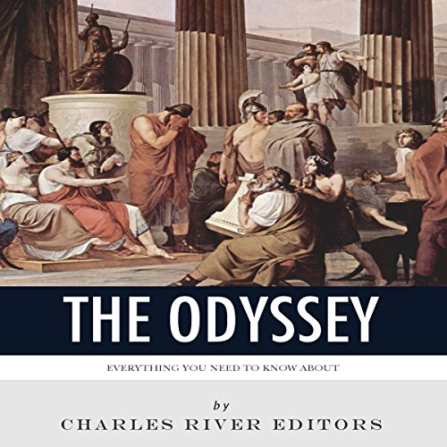 Everything You Need to Know About the Odyssey audiobook cover art