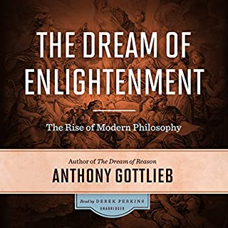 The Dream of Enlightenment cover art