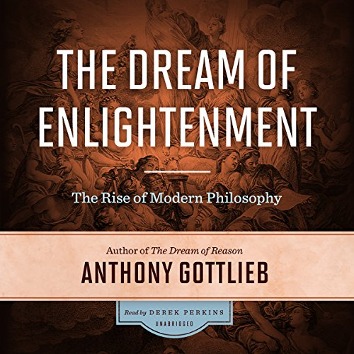 Page de couverture de The Dream of Enlightenment