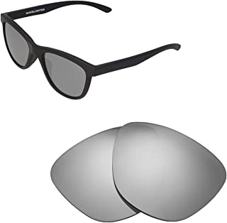 Walleva Replacement Lenses for Oakley Moonlighter Sunglasses - Multiple Options Available